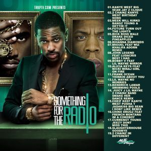 For Radio Big Sean Miguel Nicki Minaj Rihanna Alicia Keys Wayne Mix CD