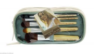 EcoTools Alicia Silverstone 5 Makeup Brush Set and Bag