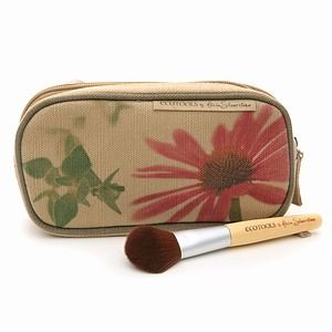 Eco Tools by Alicia Silverstone Hemp Bag with Blush Brush 1 ea