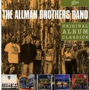 Allman Brothers Band Original Album Classics Box 5 CD