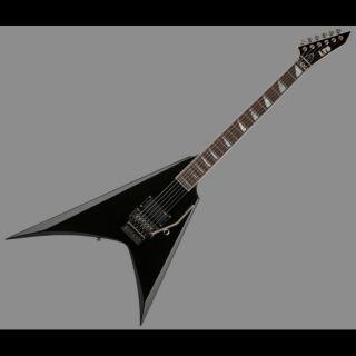 New ESP Signature Alexi 200 Alexi Laiho Black Electric Guitar w Floyd