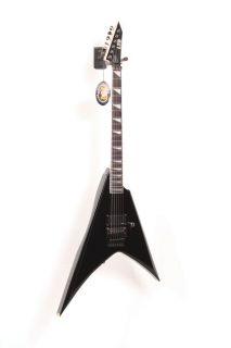 ESP Alexi 200 Alexi Laiho Signature Series Electric Guitar Black