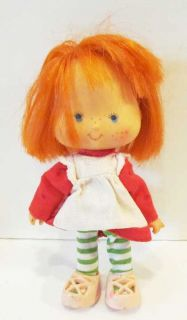 Strawberry Shortcake Herself Rosita Fresita 5 Doll from Mexico