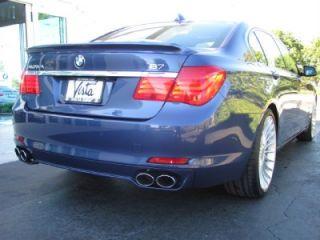 Genuine BMW Alpina B7 Trunk Emblems E65 E66 F01 F02