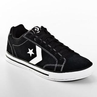 Converse Rune Allston Mens Skate Shoes New Black