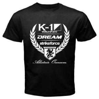 New Alistair Overeem K 1 Dream MMA Fighter T Shirt