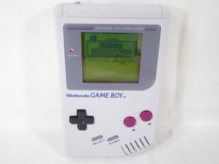 Nintendo Game Boy Junk Console System Original DMG 01 Gameboy 17180