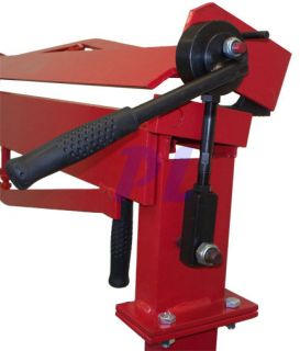 Industrial 36 Sheet Metal Bending Brake Bender Forming 12 Gauge
