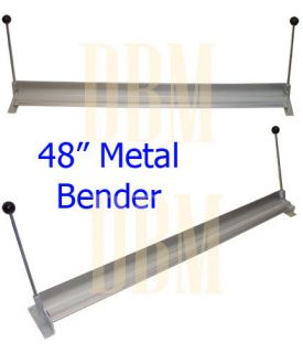 48 Sheet Metal Bending Bender Brake Bender Aluminum Steel Free