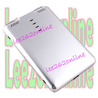 New Metal Hard Shell Case Cover for Kindle Touch