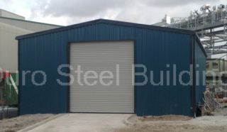 Duro BEAM Steel 30x30x14 Metal Building Kit Factory DiRECT New Garage