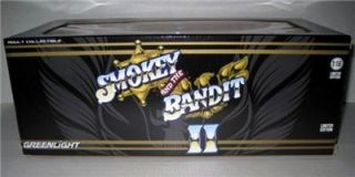 and The Bandit II 80 Pontiac Trans Am 1 18 Scale Die Cast New
