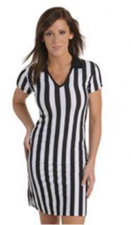 Womens Referee Bar Uniform Ref Shirt 6 Styles Any Size
