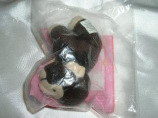 McDonalds Amazing Wildlife 2 Chimpanzee Plush Toy