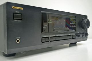 Onkyo Stereo Am FM Receiver Tuner Amplifier Amp TX 8211