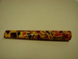 VINTAGE ART DECO Ambro MULTICOLOR BAKELITE CIGARETTE HOLDER nr