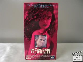 Dangerous Tonight VHS Madchen Amick, Anthony Perkins, Dee Wallace