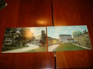 vintage altoona pa postcards logan house lakemont