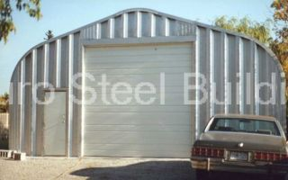 Duro Steel G20x30x12 Metal Building Kits DiRECT American Made Garage