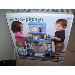 My Very Own Kitchen Cook Set Toy Kids Play Pretend New