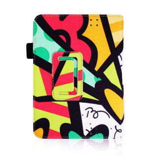 New Kindle Fire HD 7 inch PU Leather Case Cover Skin Stand Protector