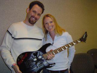 Friday 13th Signed by Many as Seen on DVD Custom Jackson Guitar Jason