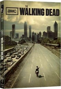 The Walking Dead Complete Season One 1 DVD Set New