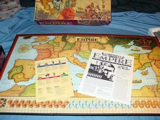 Bradley Conquest of The Empire Ancient Rome Gamemaster Series