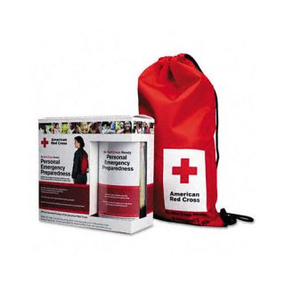 First Aid Only American Red Cross Personal Emergency Preparedness Kit