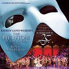 Andrew Lloyd Webber Phantom of The Opera at Royal Albert Hall 2 CD Set