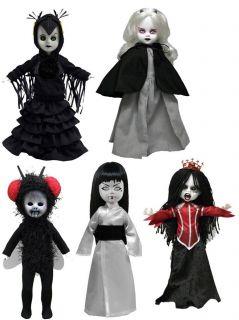 living dead dolls series 24 set of 5