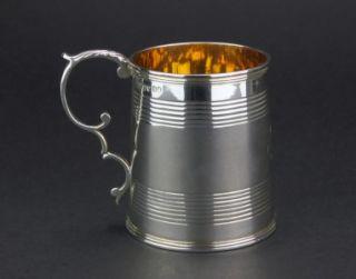Georgian Solid Silver Cup Joseph Angell I John Angell I C 1832