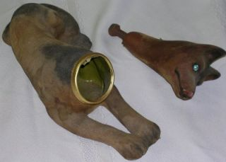 German Shepherd Bobblehead Nodder Figurine Dog Puppy Animal Pet