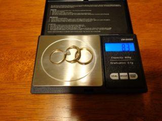 14k Yellow Gold Ring Mixed Lot 8 3 grams Wear or Scrap