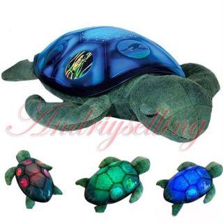 Star twilight Sea turtle projector Night light Baby Kid Toy Gift