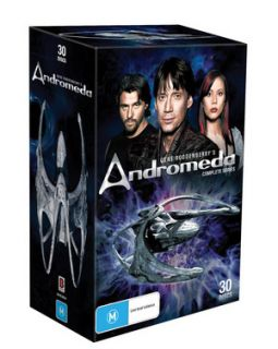 Andromeda The Complete Series New DVD Movie