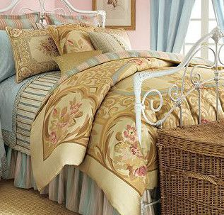 NEW Chaps Ralph Lauren Anjou Collection Full Queen Duvet Cover Sham
