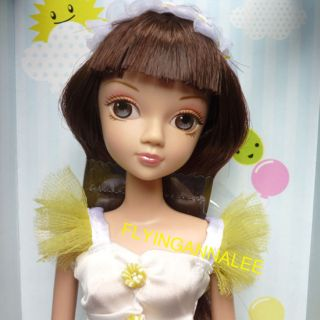 Kurhn Doll 1120 Super Lovely Sunshine Angel Charm Look