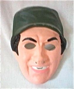 Vintage Ben Cooper Mash 4077th Halloween Costume Sz M