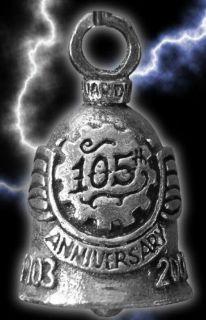 105th Anniversary Harley Davidson Guardian Biker Bell