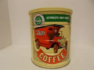 EDITION UNOPENED 3# 100 TH, ANNIVERSARY COFFEE CAN ~CHECK IT OUT