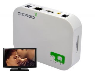 1080p HD Android 4 0 Media Player Ice Cream Sandwich Internet TV Box