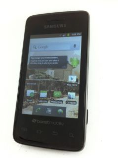 Prevail SPH M820 Boost Mobile Android Touchscreen Smartphone