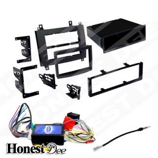 Cts SRX Car Stereo Single Double 2 D DIN Radio Install Dash Kit Combo