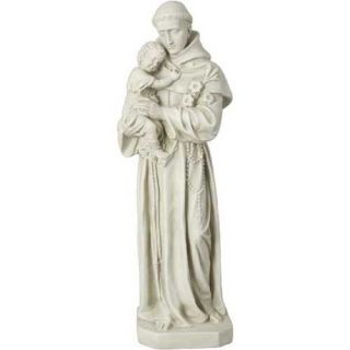 Statue St Anthony 24 Tall Outdoors or Indoors