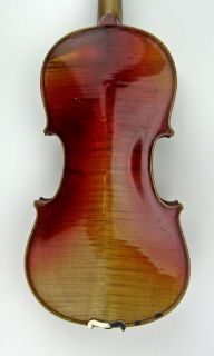 old 3 4 violin labeled antonio stradivarius made in czecho slovakia