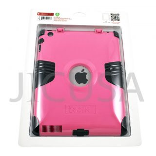 Retail OEM Trident Kraken II 2 Series Hard Case Apple iPad 2 Pink