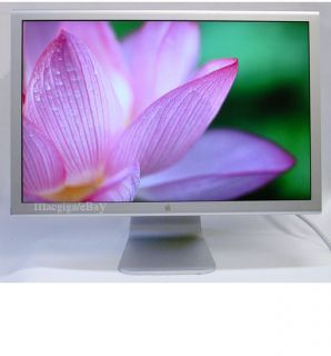 Apple A1082 Cinema Display 23 Widescreen LCD Monitor