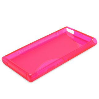 DURA S Series TPU Case for Apple iPod Nano 7th Generation (Pink
