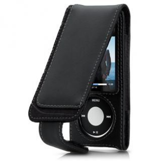Belkin Leather Flip Folio Case for Apple iPod Nano 5g